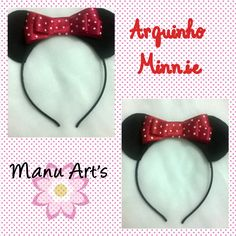 Arquinho Minnie