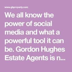 We all know the power of social media and what a powerful tool it can be. Gordon Hughes Estate Agents is now proud to offer a promotional video feature for its clients properties. This video will be added to all our social media sites including facebook, Twitter as well as the Gordon Hughes website which hosts over 10,000 visitors monthly. Watch the latest video created below by Gordon Hughes Estate Agents
