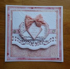 Spellbinders and sentimentally yours stamps