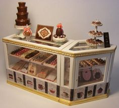 12th Scale Doll House 2 Luxury Shabby Chic by Cherryberryminis