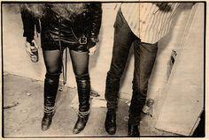 Punk Couple,Washington DC, 1980