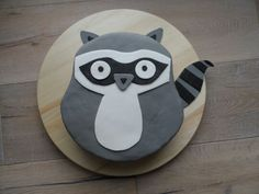 The Racoon Cake