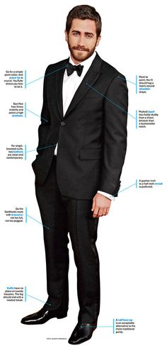 How to Wear a Tux - NYTimes.com