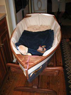 Boat Cradle for Caden