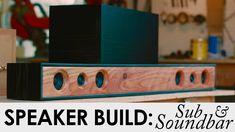 GET THESE BUILD PLANS – http://kirbymeetsaudio.com/shop/diy-21-soundbar-system-build-plans BUY THIS SPEAKER … source