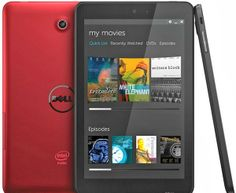 DELL VENUE 8 A tablet best for those who need budget 8-incher.