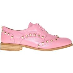 KG BY KURT GEIGER Lola embellished leather brogues