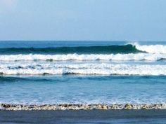 Beautiful break at Santa Teresa, Nicoya Peninsula, Costa Rica