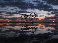 Teo Karanikas Photography  The flying bicycle (2009)