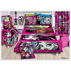 Decorating theme bedrooms - Maries Manor: Monster High | kids room ...
