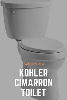 7 Best Kohler Cimarron Toilet Reviews
