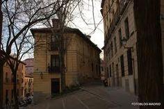 """Casa del pastor, Madrid   -"""" los designios de dios son grandes. Hoy yo los vide""""."""