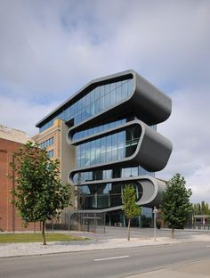 Umicore Hoboken by CONIX ARCHITECTURE (Photo by Serge Brison)