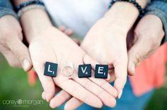 Engagement Photo Ideas #engagement #engagementphotos #weddings