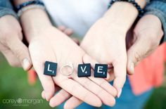 Engagement Photo Ideas #engagement #engagementphotos #weddings