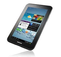 """Galaxy Tab 7"""" 16GB Android 4.0 - SAMSUNG, por apenas R$1108.00"""