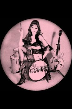 Poison Ivy ~ 1976, Psychobilly Extraordinaire