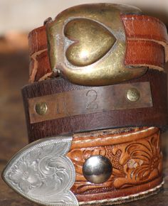 leather cuffs                                                                                                                                                                                 More