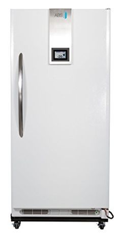 American BioTech Supply ABT-MFP-20-TS TempLog Premier Manual Defrost Freezer, 20 cu. ft. Capacity, White