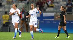 DAY 1: Women's Soccer - USA vs. New Zealand