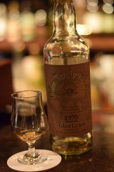 1970 Glen Grant 38 Year Duncan Taylor #scotch #whisky #whiskey #malt #singlemalt #Scotland #cigars