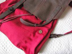 Of Dreams and Seams: Backpack No.2 - The Summer Version