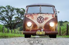 Volkswagen barndoor split window kombi