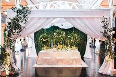Vibiana - Featured in Strictly Weddings Photography: Brian Leahy Photo | Design + Production: Nicole Alexandra Designs | Floral Design: Emblem Flowers | Venue: Vibiana | Rentals: Revelry Event Design | Linen: LUXE Linen | China: Dish Wishs | Draping: NFP Events | Lighting: High Voltage Lighting | Rentals: Party Pleasers | Cake: Frau Schmidt Cakery | Textiles: Tono & Co. | Bridal Gown: JINZA Couture Bridal | PR + Marketing: Rayce PR & Marketing