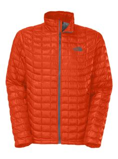 The North Face PrimaLoft® ThermoBall™ mid-layer offers ultralight, highly compressible synthetic insulation to keep you warm in the harshest of winter conditions. Their new insulation technology features round ThermoBall™ clusters that trap and retain heat to achieve phenomenal warmth in relentless stormy weather. Pick one up at The North Face.