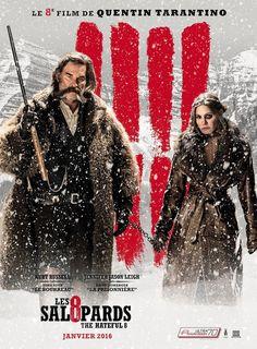 Les Huit Salopards (2015) - en streaming, film complet en français | FILMSTREAMING-HD.COM