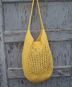Ravelry: Project Gallery for Hexagonal Market Bag pattern by Laura Dianiska