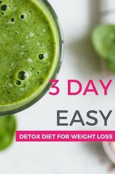 How to Detox (Or Cleanse) Your Body For Weight Loss: The Easy Way | Detoxing eliminates the body of toxins stored in fat cells and increases metabolism. If you're only looking to lose a few pounds, a detox for weight loss might be a great solution for you. | Health + Wellness Tips @shefit
