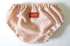 The Perfect Diaper Cover: Tutorial & Pattern
