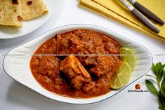 Rajasthani Laal Maas, Spicy Red Mutton Curry