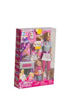 Barbie cocinera, marca Mattel.