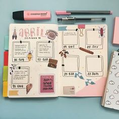 Image in bullet journal collection by lovely on We Heart It Diy Bullet Journal, Bullet Journal Student, December Bullet Journal, Creating A Bullet Journal, Bullet Journal Tracker, Bullet Journal Inspiration, Planners, Bullet Art, Paper Organization