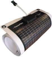 http://solar-panels-for-your-home.co/flexible-solar-panels.html Sufficiently flexible solar panel systems.