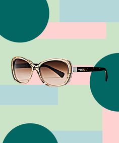 5ba48795ac1f Coach's New Sunnies Give Us A Welcome Dose Of Nostalgia #refinery29 http://