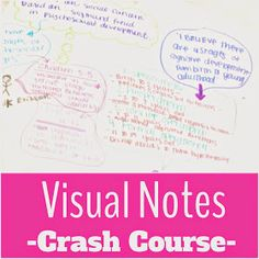 Organized Charm: Visual Notes: Crash Course