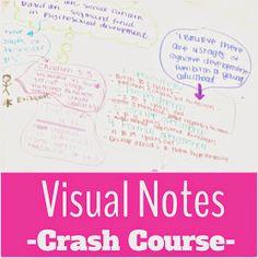 Organized Charm: Visual Notes: Crash Course