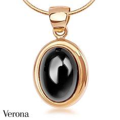 Złota zawieszka z onyksem ● www.Verona.pl/8686-zlota-zawieszka-z-onyksem-zz04667-z0000-ono000-000 #jewellery #black #accessories #blingbling #details #shining #classy #sale #greatprice #buyonline #verona #jewelleryfreak #jewellerylover #jewelleryobcessed #jewelry #jewels