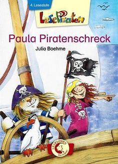 Lesepiraten. Paula Piratenschreck de Boehme, Julia   Livre   d'occasion