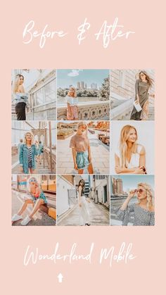 Wonderland is best Mobile Lightroom presets to enhance your images using the free Adobe Lightroom CC app. Photoshop For Photographers, Photoshop Photography, Photoshop Actions, Photography Ideas, Photography Lighting, Product Photography, Photography Reflector, Portrait Photography, Photography Timeline