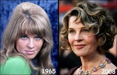 July Christie - aging gracefully