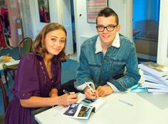 Ella Purnell/ Young Actors Theatre Visit September 19th 2016