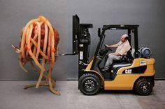 Creative and Amusing Photo Mashups  (34 pics)