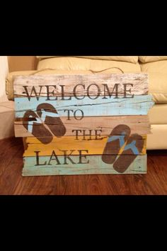 Primitive beach camping lake signs 17 New ideas Lake House Signs, Cottage Signs, Lake Signs, Beach Signs, Pool Signs, Cabin Signs, Rustic Signs, Wooden Signs, Lake Quotes
