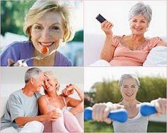 Cómo vivir saludablemente la menopausia