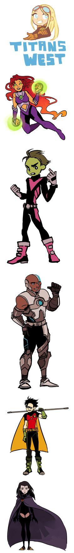 Titans West