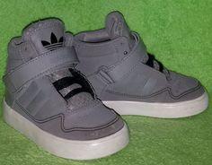 6023ef1132f adidas AdiRise 2.0 Toddler Boys Shoes Gray Size 6K Good Condition  adidas   CasualShoes